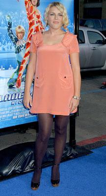 Busy Philipps at the Los Angeles premiere of DreamWorks Pictures' Blades of Glory