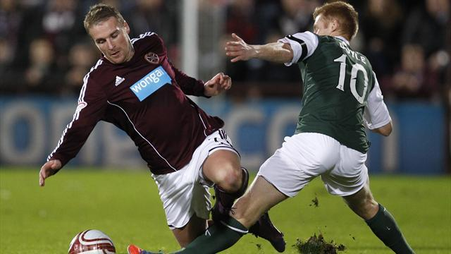 Scottish Football - Stevenson faces ban