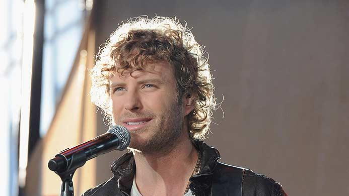 Dierks Bentley GMA Performance
