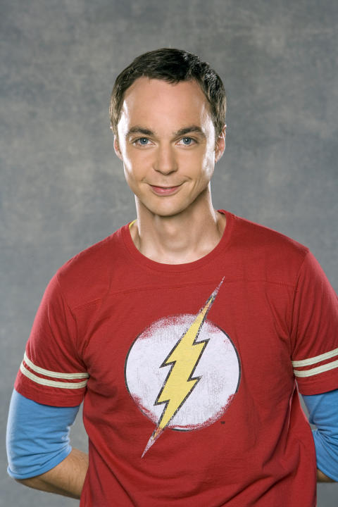 "Lead Actor in a Comedy Series: Jim Parsons, ""The Big Bang Theory"""