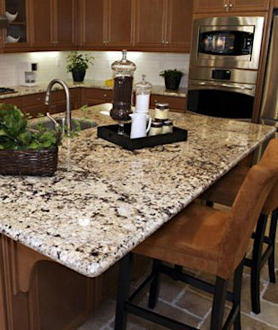 Home Improvement: Choosing a Kitchen Countertop