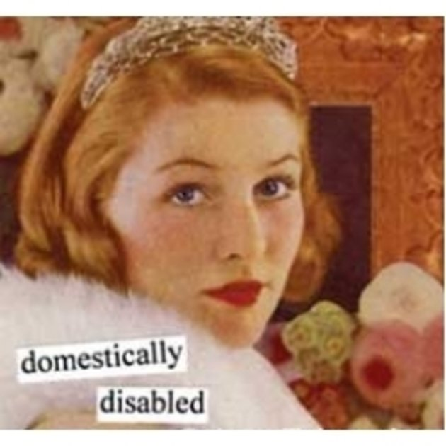 I am Domestically Disable
