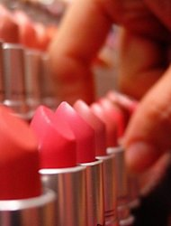 MAC lipstick army!