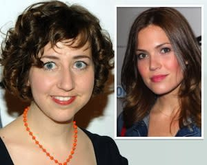 Pilot News: Kristen Schaal Replaces Mandy Moore on ABC's Pulling Comedy