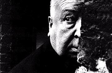 Alfred Hitchcock , the director of Paramount's Psycho