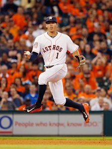 Carlos Correa is one of baseball's special young talents. (Getty)