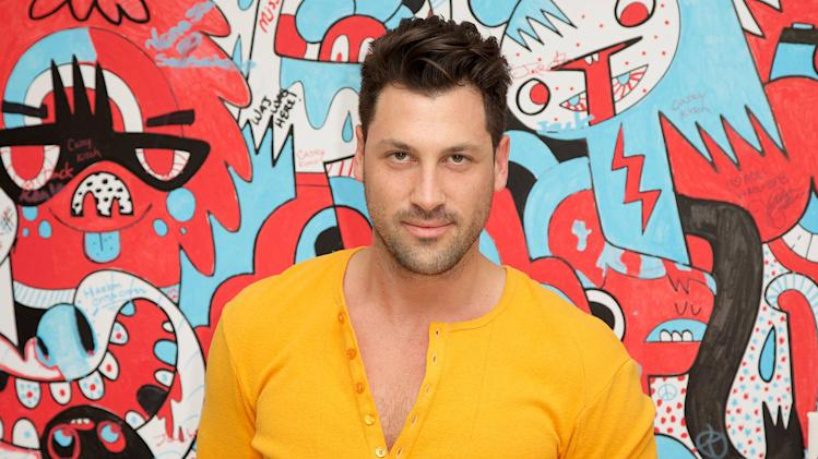Maksim Chmerkovskiy attends an event in New York City, USA - 29.11.12Credit: (Mandatory): Alberto Reyes/WENN.com