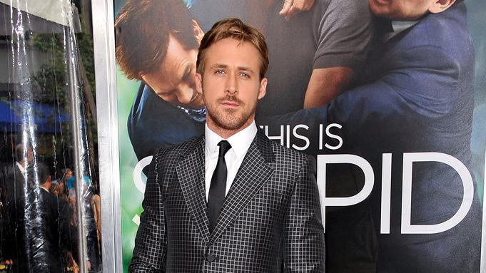 Crazy Stupid Love 2011 NY Premiere Ryan Gosling