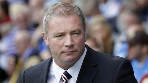 Ally McCoist says there is still a long way to go