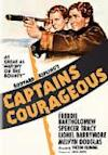 Poster of Captains Courageous