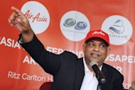 AirAsia group chief Tony Fernandes. AirAsia said Thursday it will buy Indonesia's Batavia Air for $80 million, as the region's biggest budget carrier spreads its wings in Southeast Asia's largest economy