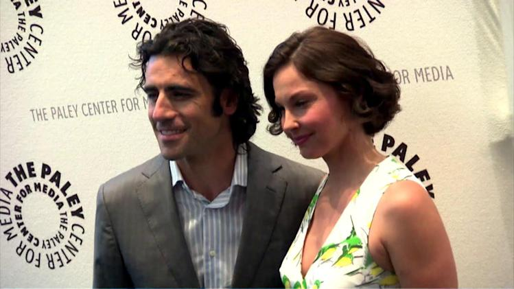 Ashley Judd and Race Car Driver Dario Franchitti Split