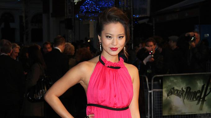 Sucker Punch UK premiere 2011 Jamie Chung
