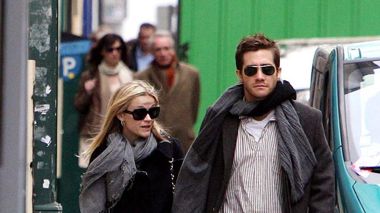 Witherspoon Gyllenhaal Paris