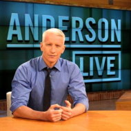 Top Celebrity Pinterest Accounts image Anderson Cooper