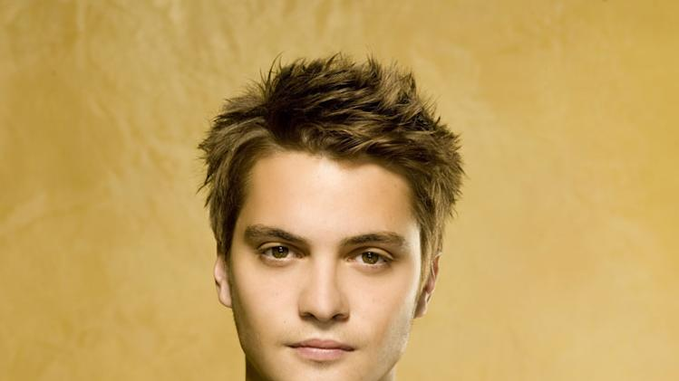 "Luke Grimes stars as Ryan Lafferty ""Brothers and Sisters."""