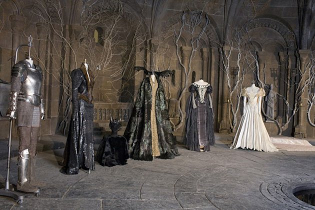 Colleen Atwood on her costumes from Snow White and the Huntsman