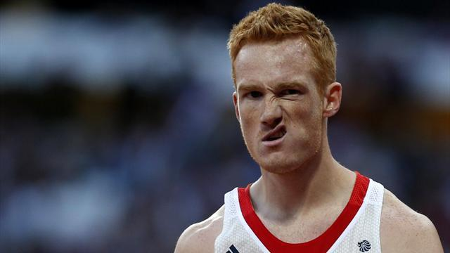 Athletics - Olympic champion Rutherford forced to delay 2014 season