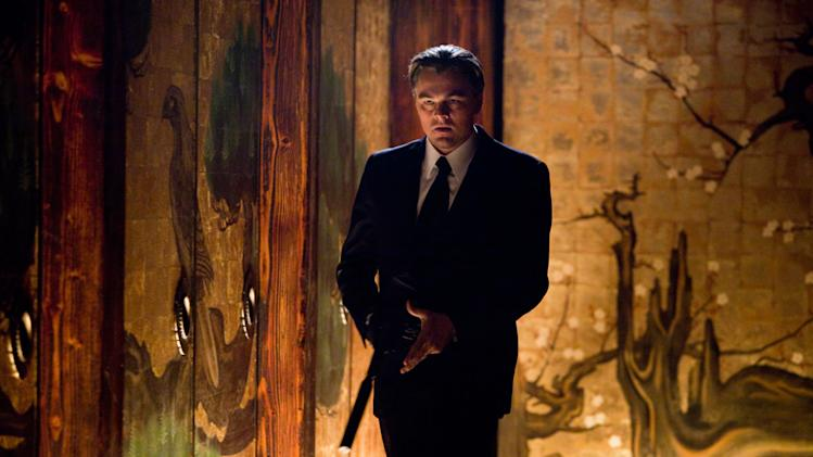 Inception Production Photos 2010 Warner Bros. Pictures Leonardo DiCaprio