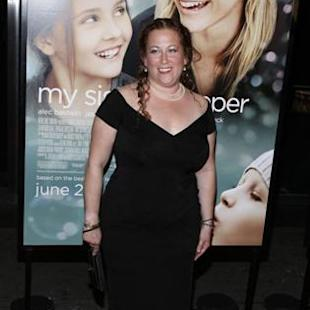 jodi picoult at the premiere of My Sister's Keeper