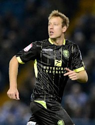 Luciano Becchio has scored 14 goals for Leeds this season