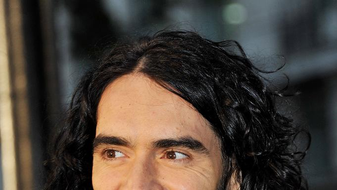 Despicable Me UK Premiere 2010 Russell Brand