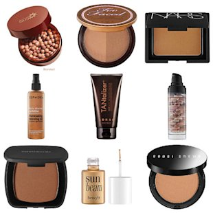 Fake the glow with these best summer bronzers!