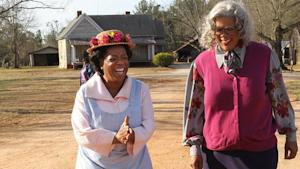 Oprah & Tyler Perry Spoof 'Color Purple' for OWN