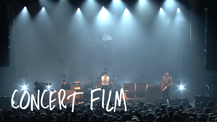 Amex UNSTAGED Presents Vampire Weekend Live at Roseland, Dir. by Steve Buscemi