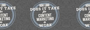 How Long Does It Take for Content Marketing to Work? image Hoow long does it take for content marketing to work
