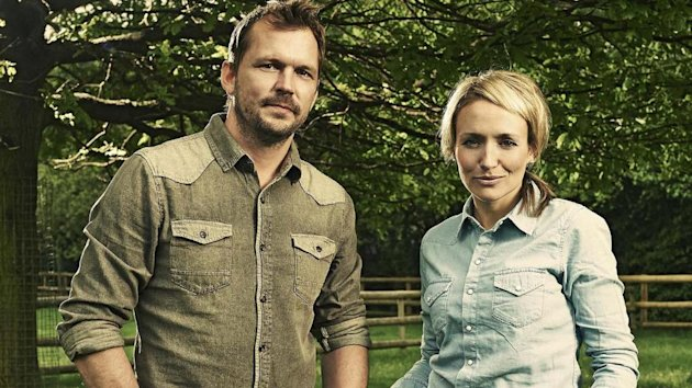 Jimmy Doherty and Kate Quilton travelled the globe to find The World's Best Diet