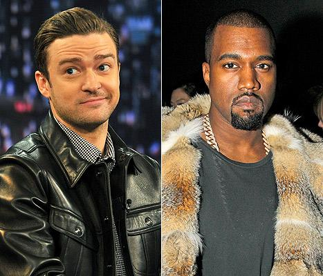 "Justin Timberlake Laughs Off Kanye West Feud: ""I Absolutely Love Kanye"""