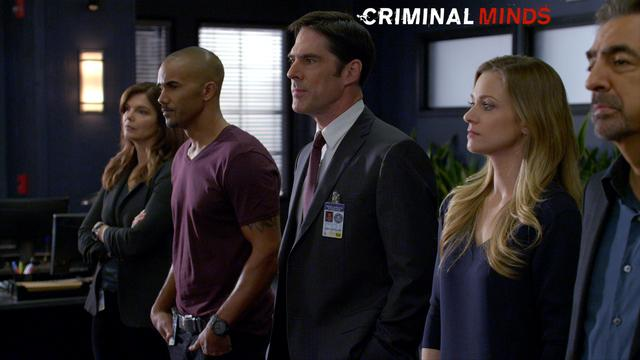 Criminal Minds - Not Ready