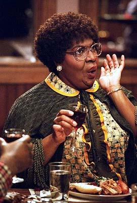 Mama Klump ( Eddie Murphy ) in Universal's Nutty Professor II: The Klumps