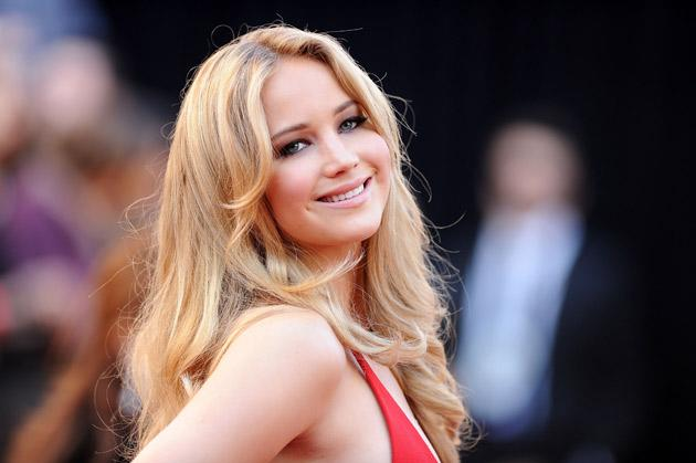 Did Jennifer Lawrence suffer a wardrobe malfunction?