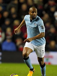 File photo dated 09/02/2013 of Manchester City's Sisenando Maicon.