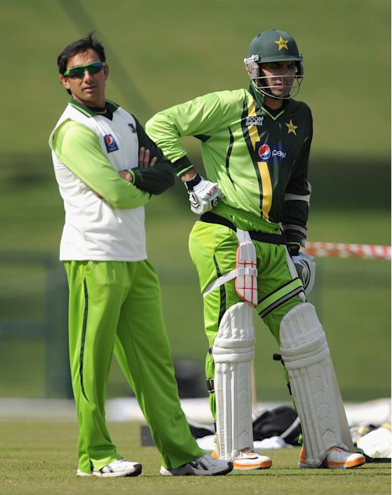 Pakistan Nets Session