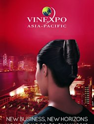 Vinexpo Asia-Pacific kicks off May 29 in Hong Kong