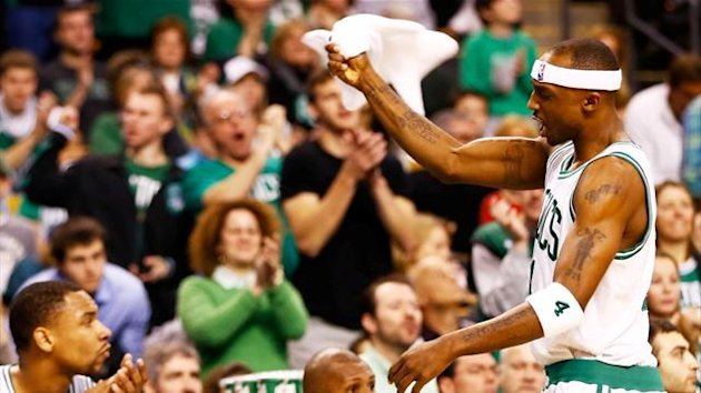 Bston Celtics' Jason Terry (AFP)