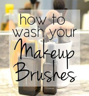 Beauty Rx: How to Clean Makeup Brushes 101