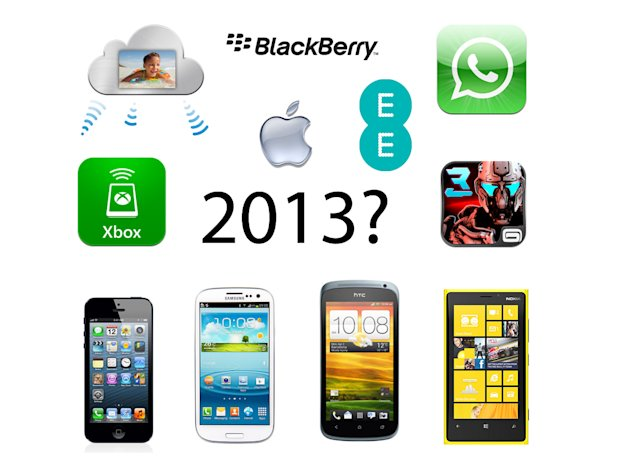 Next year should be a big shake-up in mobile phones, gaming and computing (Image: Recombu)