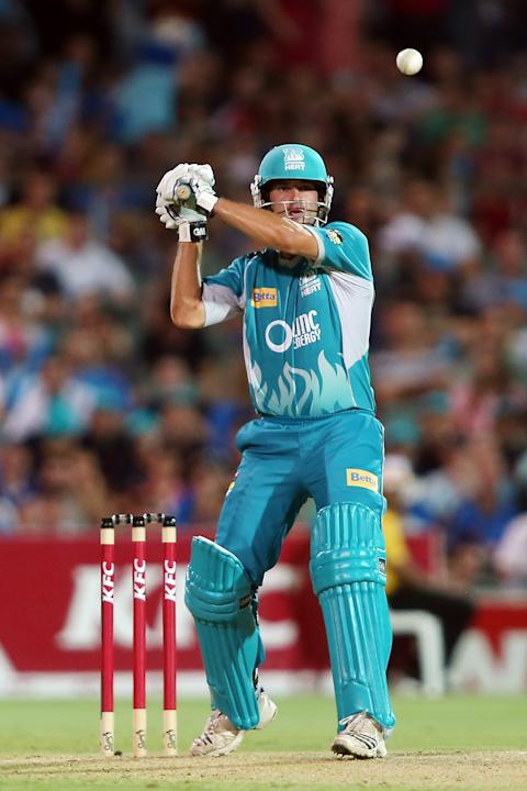 Big Bash League - Strikers v Heat