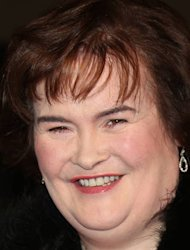 Susan Boyle is too scared to try Internet dating