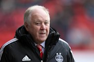 Craig Brown has a number of injury concerns ahead of Inverness' visit