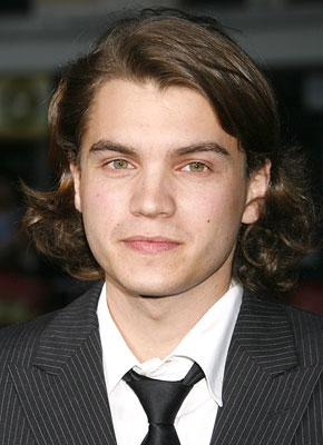 Emile Hirsch at the Los Angeles premiere of Warner Bros. Pictures' The Reaping