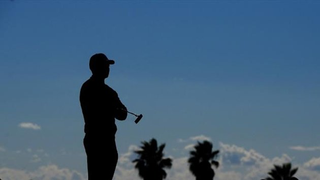 Generic shot of a golfer (AFP)
