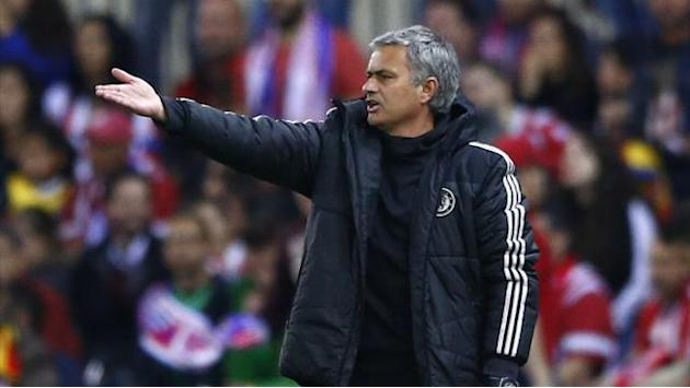 Champions League - Euro Papers: 'I'll rip Mourinho's head off!'