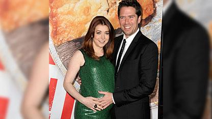 Alyson Hannigan Gives Birth to Second Daughter