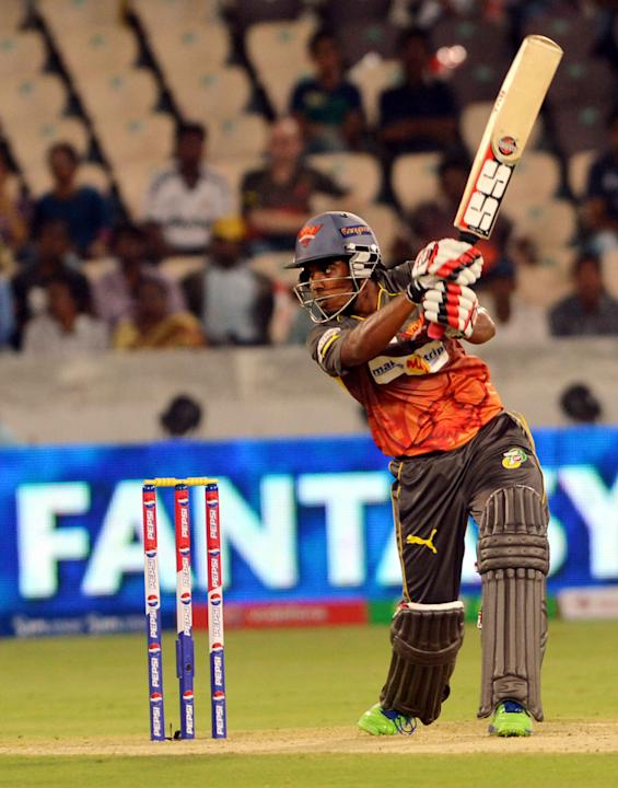 IPL6: Hyderabad Sunrisers vs Pune Warriors India