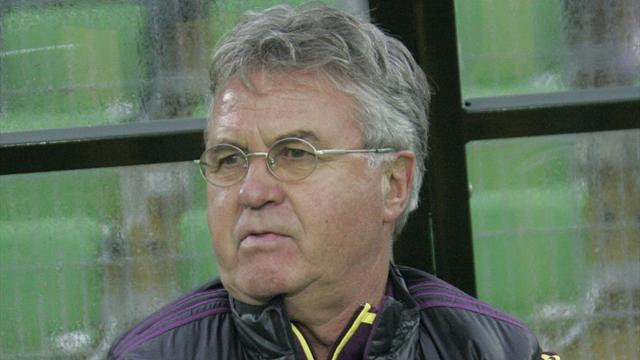 World Cup - Hiddink 'in line for return to Dutch job'